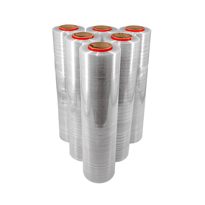 Ručna streč folija za pakovanje 500mm x 500m - 6kom