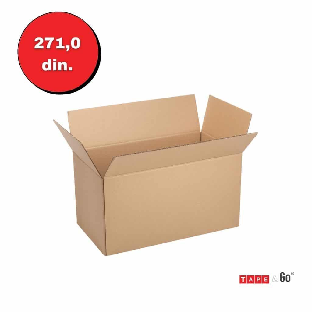 Kartonske kutije 75x40x70 cm